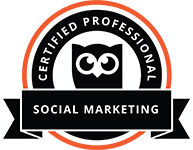 Certified Professional - Social Marketing